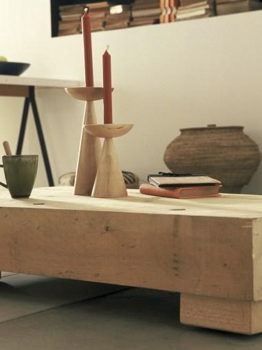 Décor Zen commode en bois Bondex