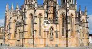 O fascinante Mosteiro da Batalha!