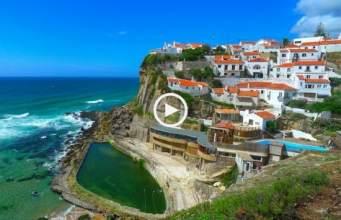 Azenhas do Mar & Praia das Maçãs
