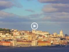 Almada, melhor miradouro de Lisboa