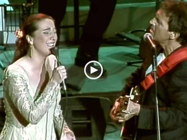 Dulce Pontes e George Dalaras: O Mare e Tu