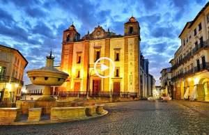 Portugal mostrado pela TVE (Alentejo)