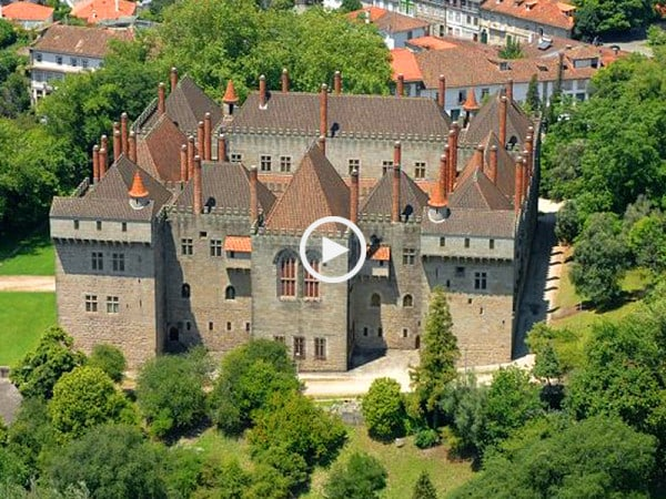 Visita ao Palácio dos Duques de Bragança