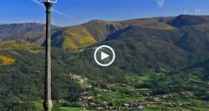 A beleza mágica da região de Arouca!