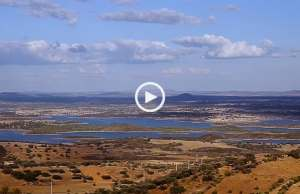 Majestoso Grande Lago - Alqueva