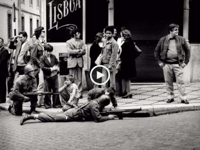 A 1ª senha do 25 de Abril 1974: E Depois do Adeus