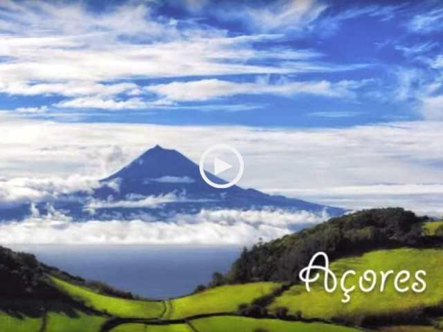 A beleza incomparável dos Açores