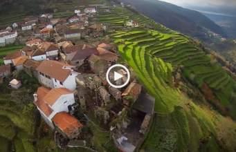 Um lugar único em Portugal