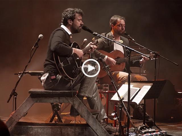 António Zambujo e Miguel Araújo