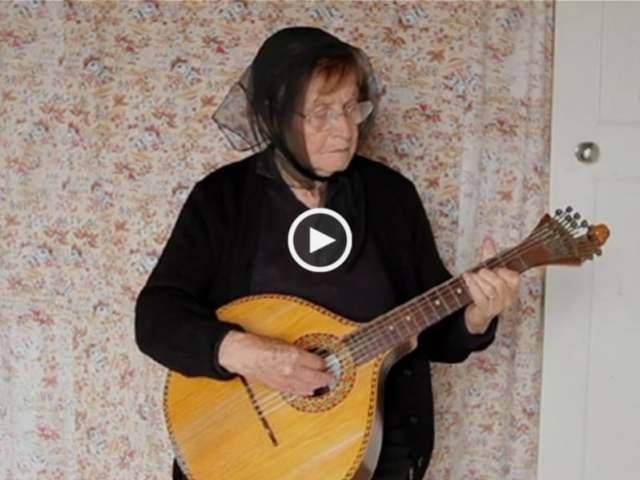 Ver para crer! Ana Amélia Dutra 91 anos