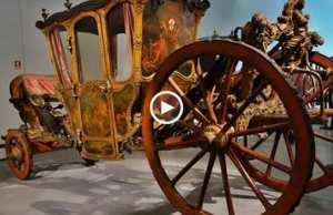 Formidável Museu Nacional dos Coches