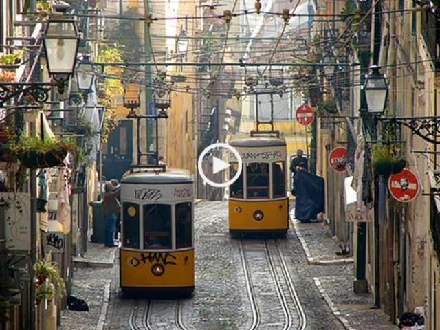 Lisboa que amanhece