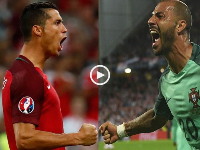 10 melhores golos de Ronaldo e Quaresma