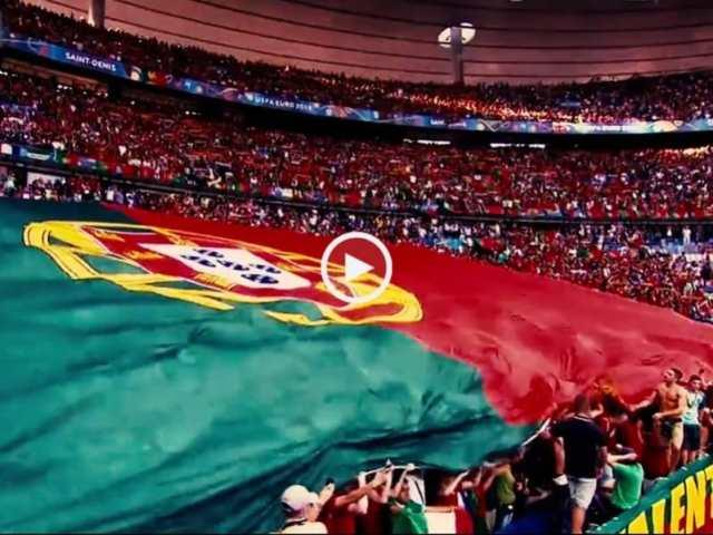Portugal 1-0 França: O FILME!