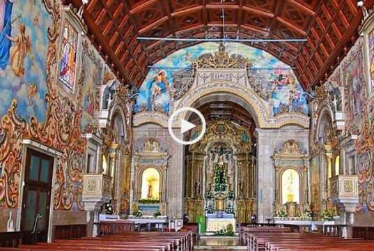 As 10 igrejas mais bonitas de Portugal
