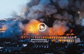 Incêndio do Chiado - 28 Anos