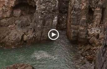 Cascais: A Boca do Inferno!