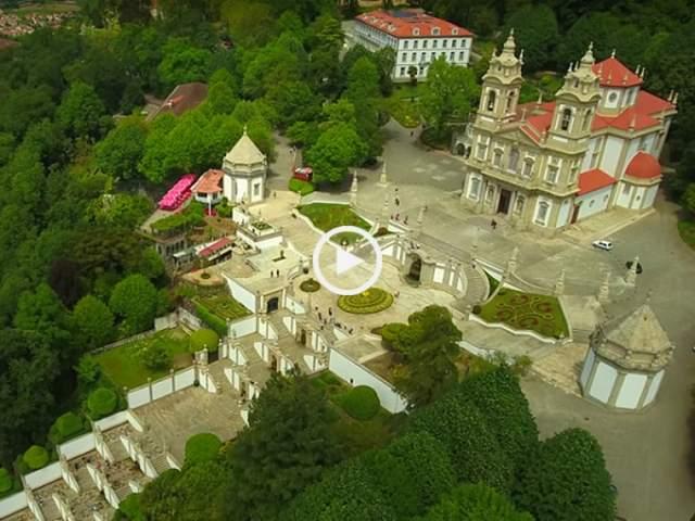 Formidável Bom Jesus de Braga! (4K)