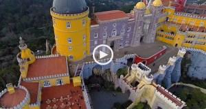 Majestoso Palácio da Pena