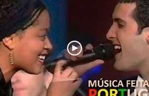 """Ala dos Namorados e Sara Tavares """"Solta-se o beijo"""""""