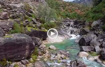 Um dos rios mais bonitos do Gerês: Toco!