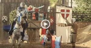 Atmosfera única! Mercado Medieval de Óbidos!