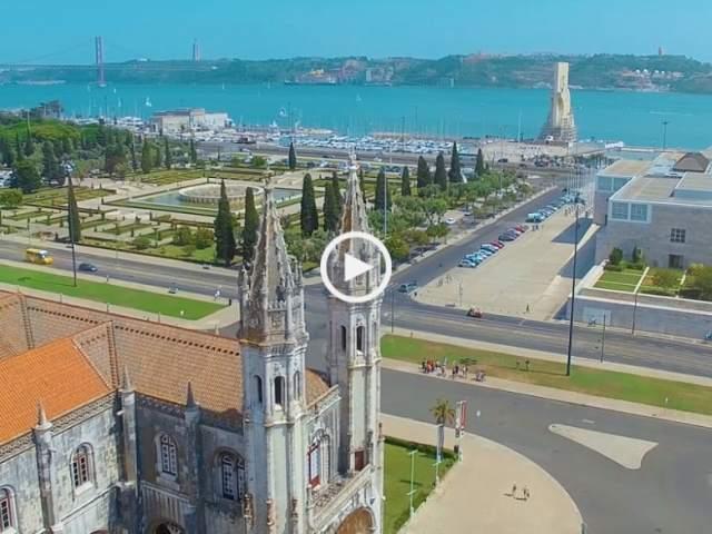 Um Drone em Portugal