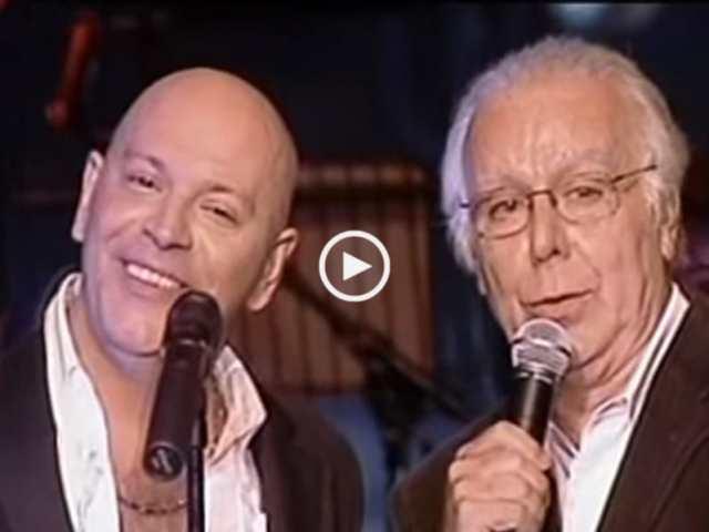 Paulo Gonzo e Carlos do Carmo Estranha Forma de Vida