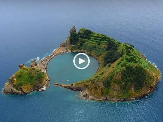 S. Miguel, Açores. Estonteante beleza