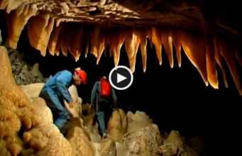 Foi descoberto um autêntico Tesouro Subterrâneo!