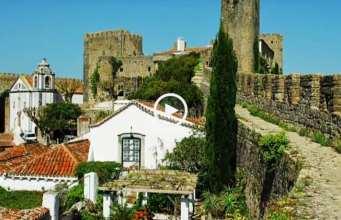 Uma Jóia! Medieval Vila de Óbidos!