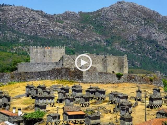 14 Locais de visita obrigatória no Gerês!