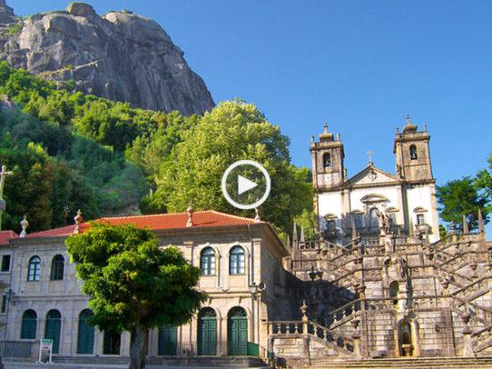 Aqui até a beleza é sagrada: Santuário Senhora da Peneda