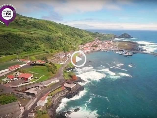 Ilha do Pico em 150 segundos!