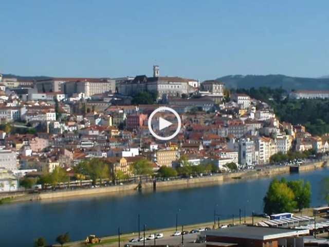 Vamos visitar Coimbra