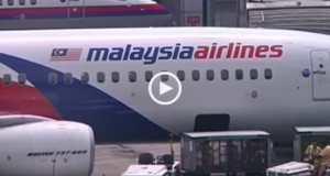 Voo MH370 da Malaysia Airlines caiu sem intervenção humana