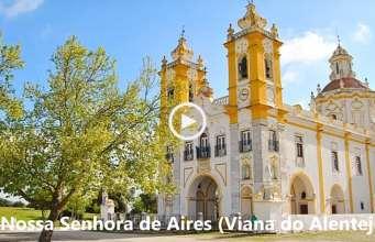 6 Monumentos dos mais bonitos do Alentejo!
