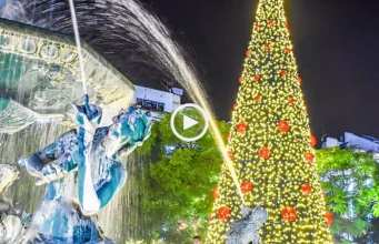 Maravilha! Luzes de Natal em Lisboa!