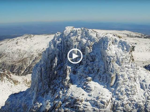 Serra da Estrela, imagens deslumbrantes