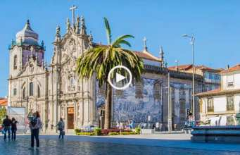 Um dia fantástico no Porto
