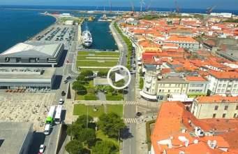 Magnífica Viana do Castelo! (Ultra Alta Definição)