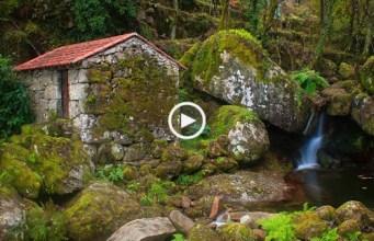Um rio único em Portugal