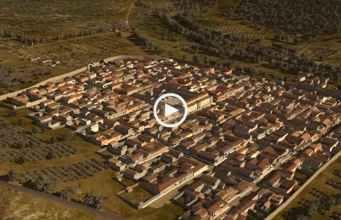 Ammaia: a cidade romana no Alentejo, em 3D!