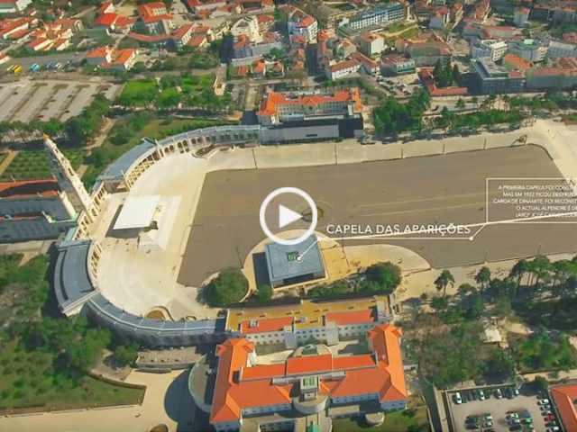 Descobrindo o Santuário de Fátima, Portugal
