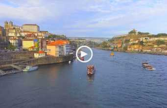 O Porto e o rio Douro