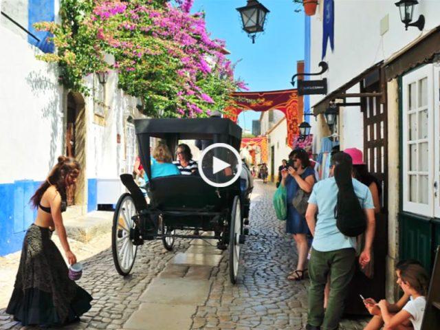 Óbidos, a vila medieval que encanta