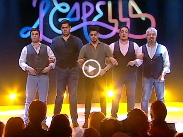 Os Vocalistas