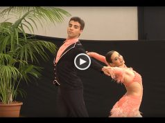 José Cruz e Daniela Dias são campeões mundiais em dança livre