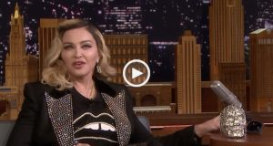 Madonna levou Lisboa ao Tonight Show