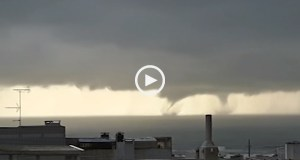 Tornados em Viana do Castelo